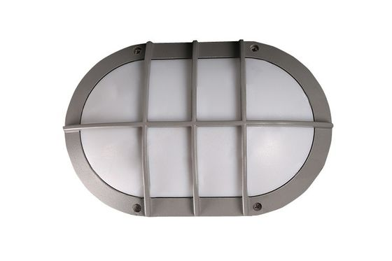 ประเทศจีน Grey Suspended Ceiling Led Panel Light Surface Mount 10w 20w Moisture Proof ผู้จัดจำหน่าย