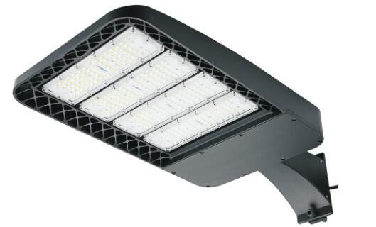 ประเทศจีน Cold White 60W Led Parking Lot Lights Energy - Saving for industrial district ผู้จัดจำหน่าย
