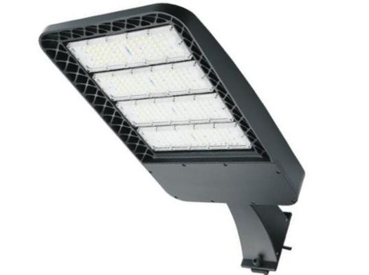 ประเทศจีน 18000 Lumen Led Parking Lot Lights , Shoebox Style Led Area Light CE Rohs Certified ผู้จัดจำหน่าย
