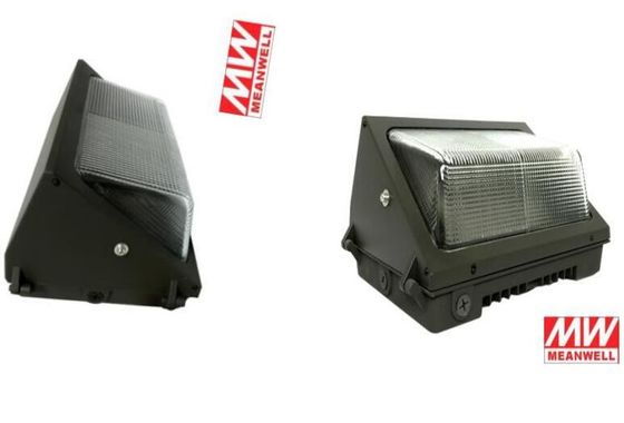 ประเทศจีน 60W IP65 Outdoor LED Wall Light , led outdoor wall packs For Garage / Parking Lot ผู้จัดจำหน่าย